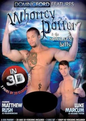 Whorrey potter and the sorcerer's balls