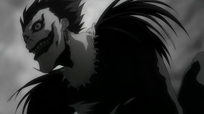Resultado de imagem para death note anime