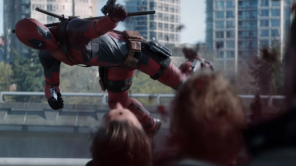 Crítica | Deadpool (2016) – Geeks In Action- Sua fonte de ...