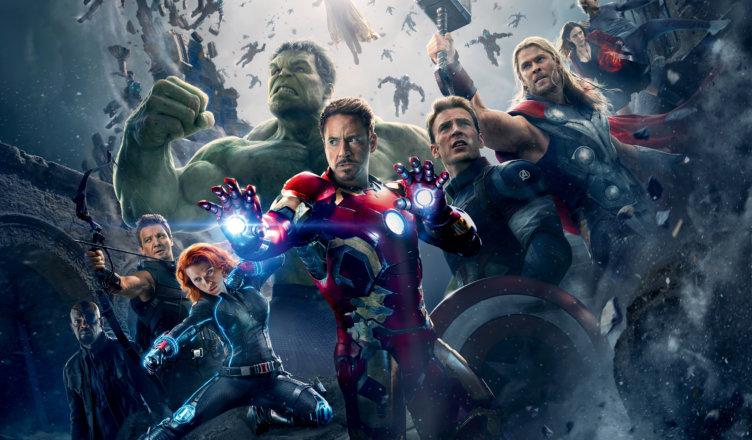 Resultado de imagem para Vingadores: A Era de Ultron (2015)