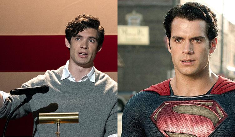 David Corenswet Aparece Como Superman Classico Em Fan Art Geeks