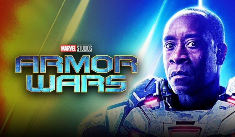 Armor Wars: Marvel Studios anuncia série de Máquina de Combate para Disney  + – Geeks In Action- Sua fonte de recomendações e entretenimento!