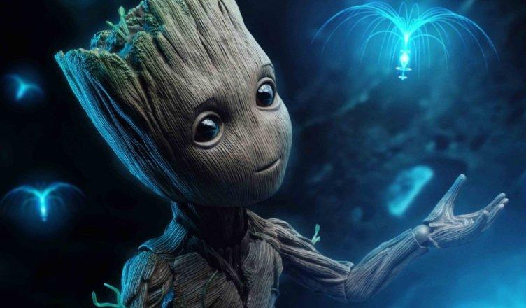 Série I Am Groot apresentando Baby Groot está em desenvolvimento – Geeks In  Action- Sua fonte de recomendações e entretenimento!