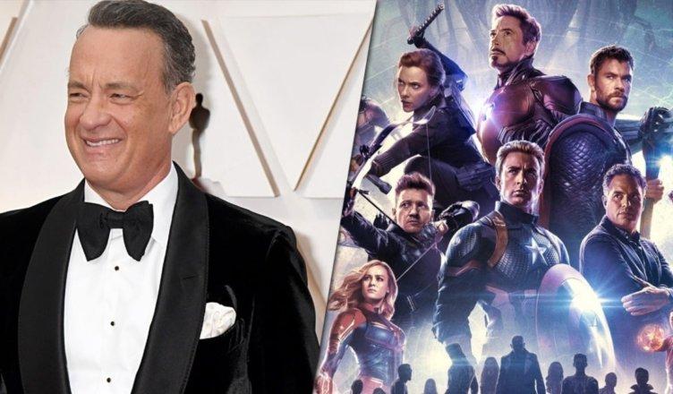 Tom Hanks diz que o universo cinematográfico da Marvel ajudará a salvar as  salas de cinema – Geeks In Action- Sua fonte de recomendações e  entretenimento!